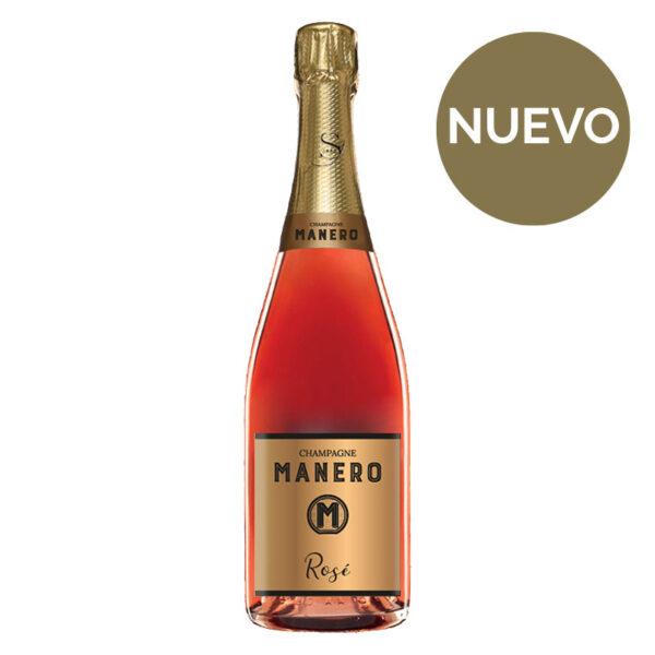 Champagne Manero Rose